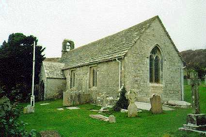 Kimmeridge Parish Church