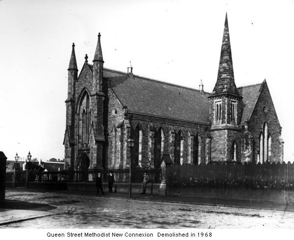 Queen Street Methodist Chapel